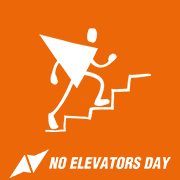 25. april - NO ELEVATORS DAY – Dan brez dvigal!